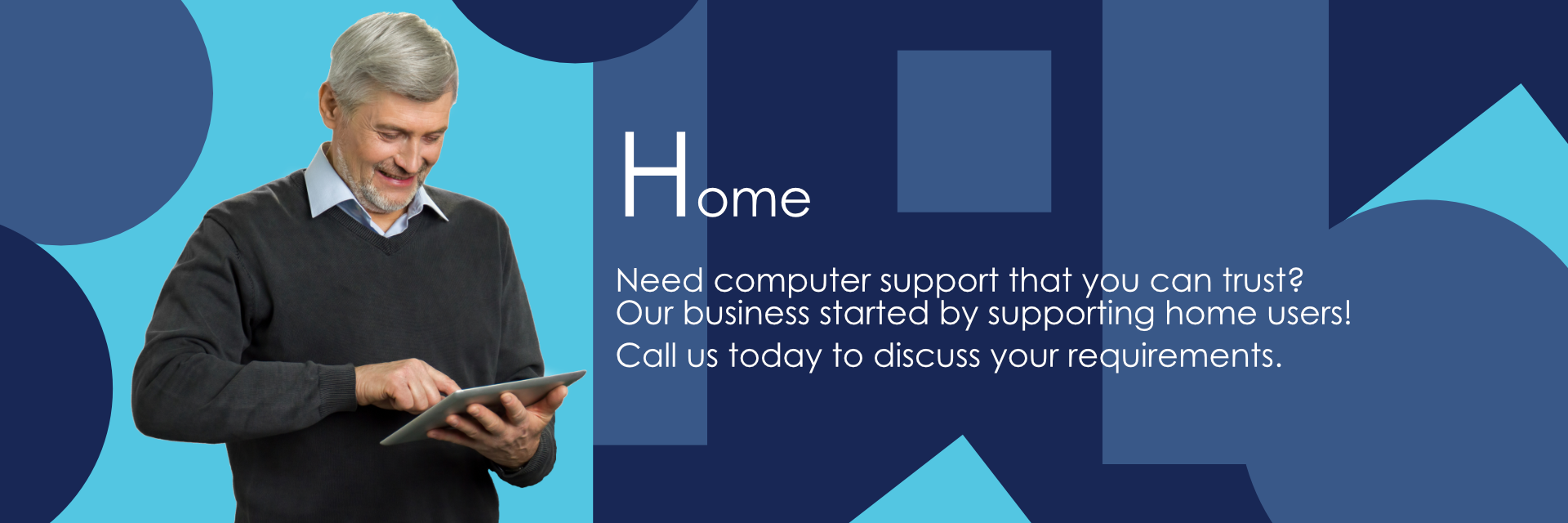 Home user IT Support